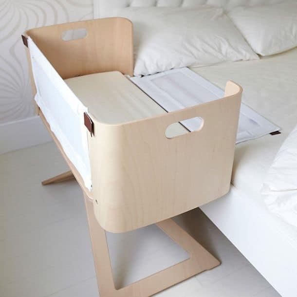 Кровать для ребенка приставная