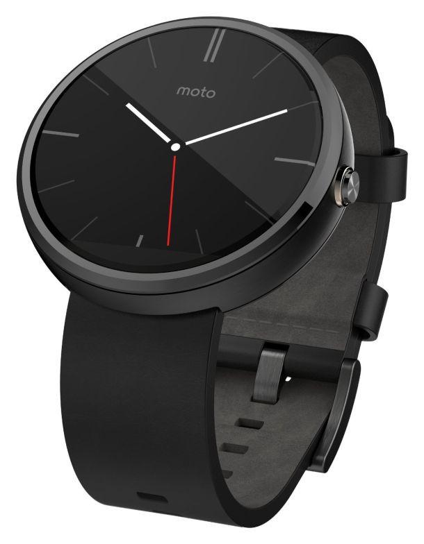 Умные часы Moto 360 от Motorola