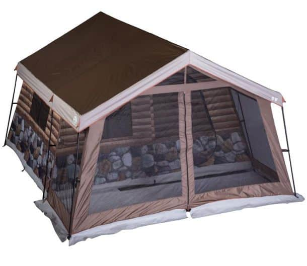 Дом-палатка Igloo Log Cabin