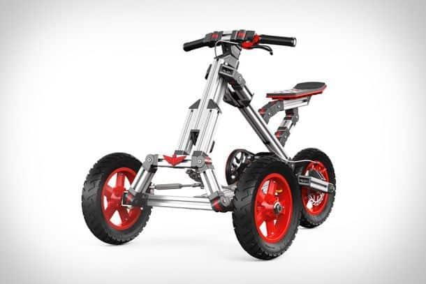 Конструктор-велосипед Infento