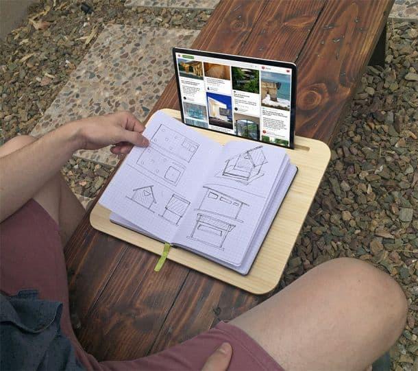 Столик-подставка под планшет