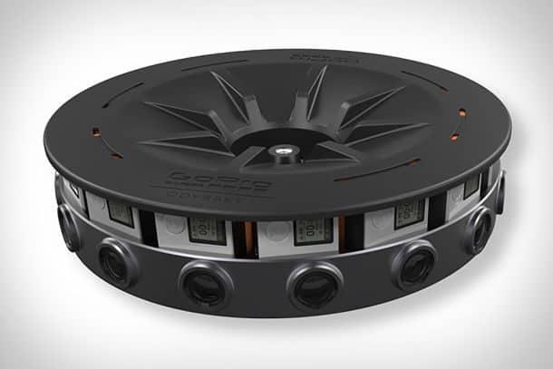 Сферическая видеокамера Odyssey GoPro