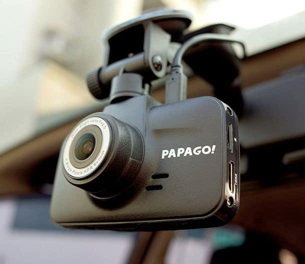 Автомобильный видеорегистратор Papago