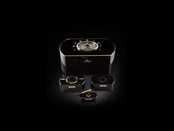 Роскошная шкатулка для сигар Emperador