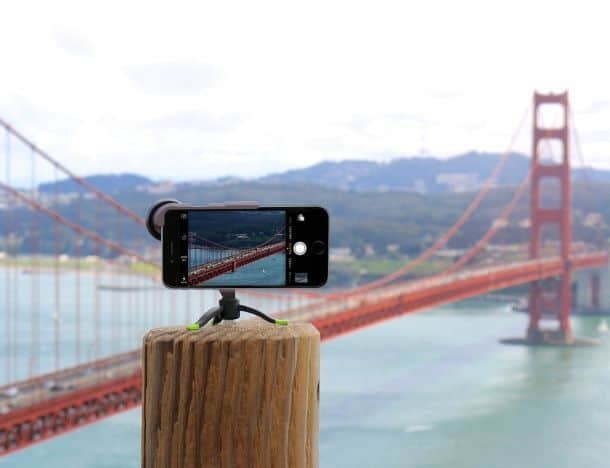 Комплект объективов ExoLens для iPhone 6 и 6S