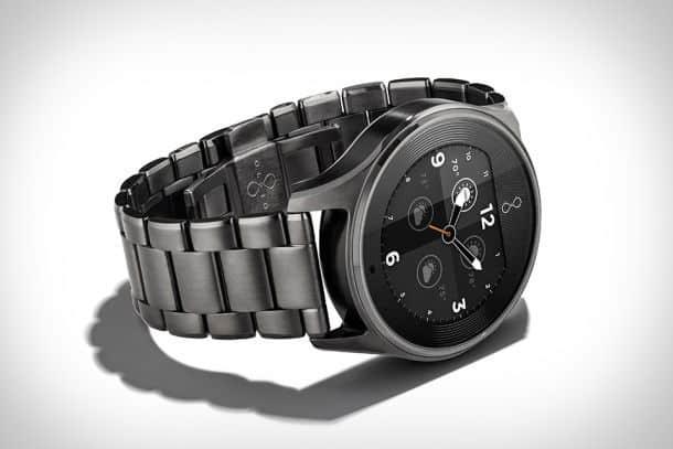 Умные наручные часы Olio Model One