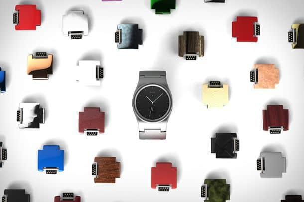 Модульные умные часы Blocks