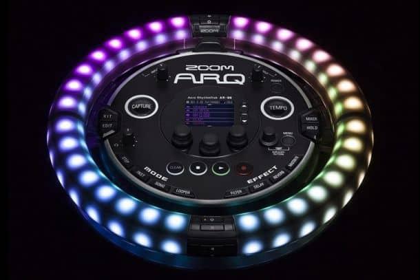 Многофункциональная электромузыкальная приставка ARQ Aero RhythmTrak