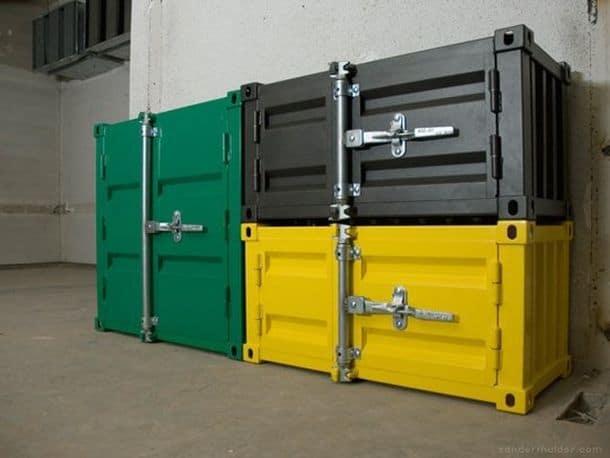 Модульные контейнеры «Ящики Пандоры»