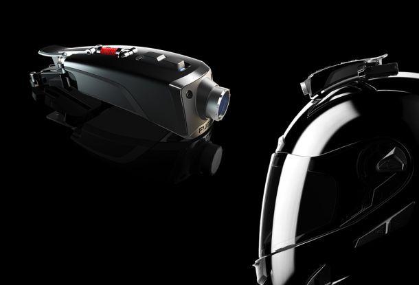 Смарт-система для шлема Fusar Mohawk