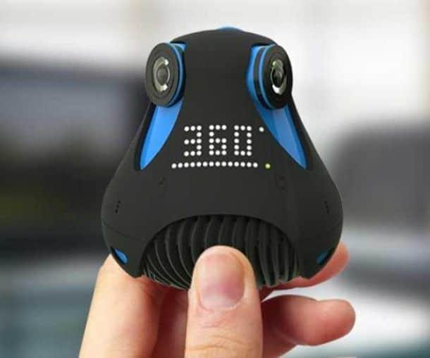 Экшн-камера Giroptic 360cam