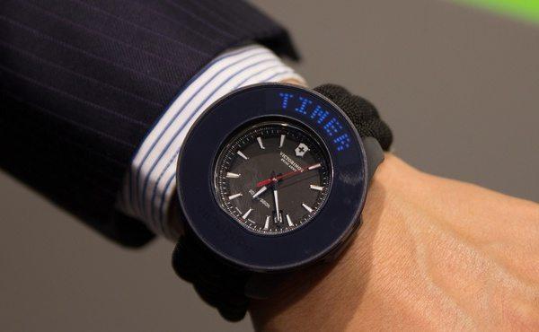 Умный чехол для наручных часов Victorinox