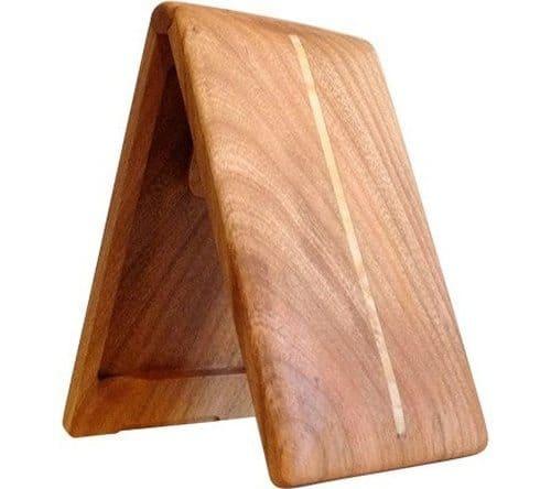Раскладной деревянный бумажник от Rogue Industries на Goodsi.ru