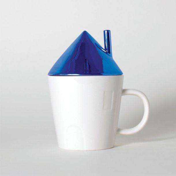 чай в синей упаковке