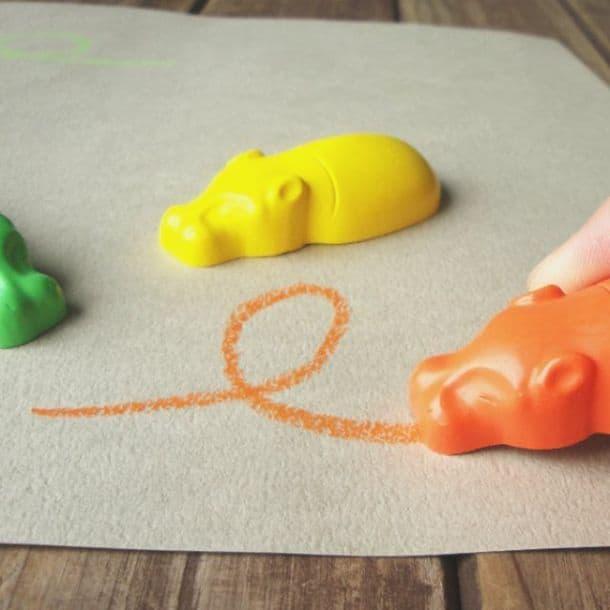 Набор мелков для рисования Kaba Hippo