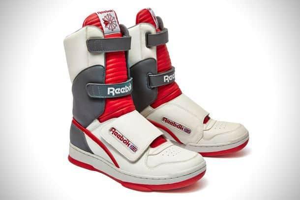 Обувь из кинофильма «Чужие» от компании Reebok