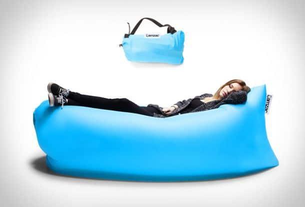 Самонадувной лежак Lamzac Hangout