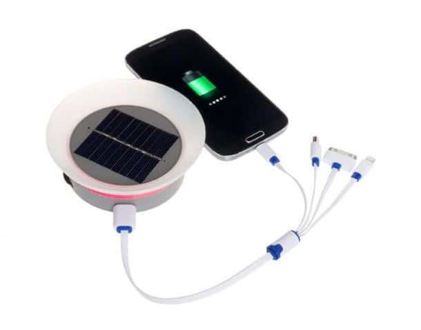 Солнечное зарядное устройство GreenLight