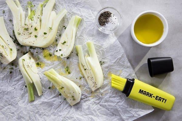 Кулинарная кисточка-маркер Mark-Eat