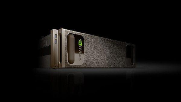 Домашний суперкомпьютер Nvidia DGX-1