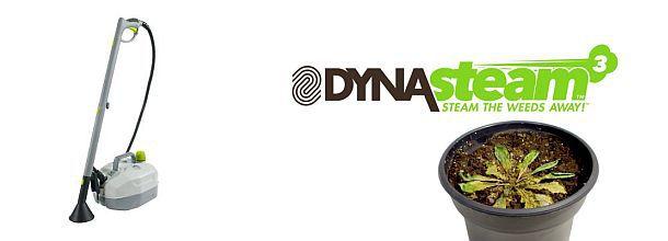 Многофункциональное паровое антисорняковое устройство DynaSteam