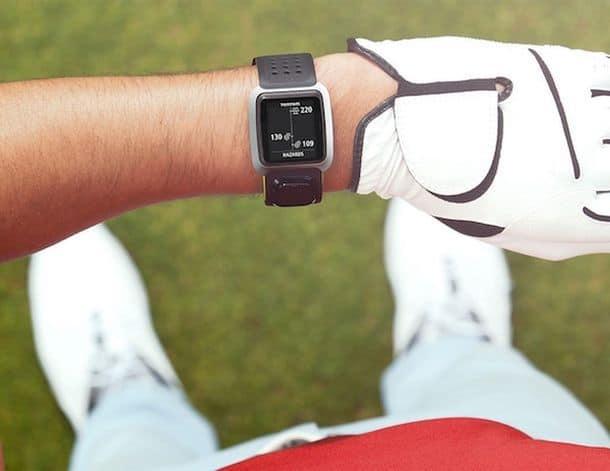 Наручный навигатор для гольфистов TomTom Golfer