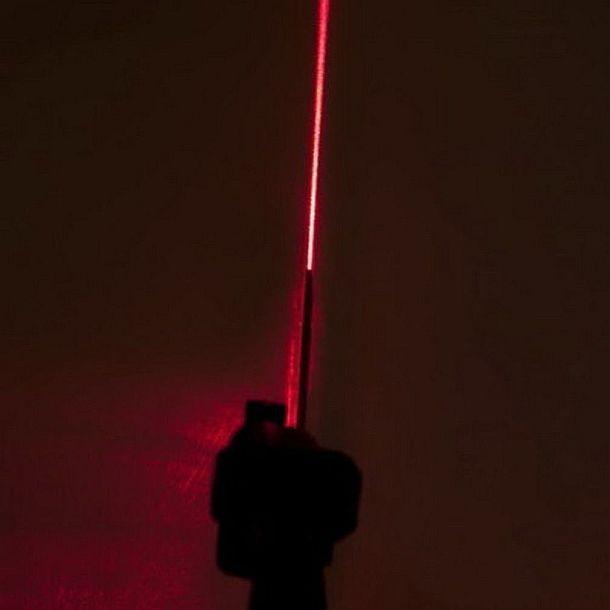 Ножницы с лазерной указкой