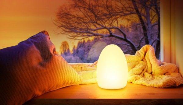 20 оригинальных ламп для светотерапии