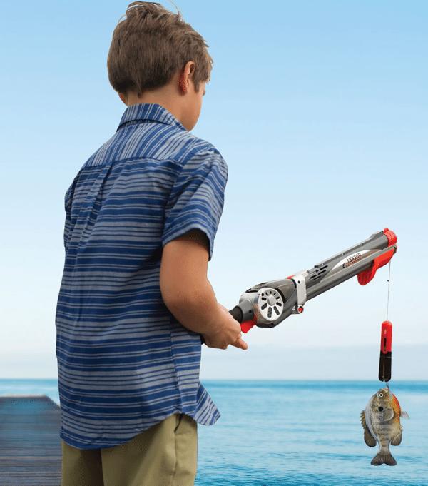 Детская удочка-ружьё Rocket Fishing Rod купить и цена | Goodsi.ru