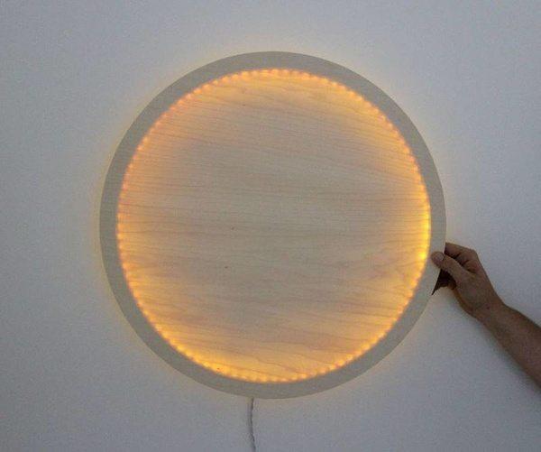 Лампа-луна Eclipse