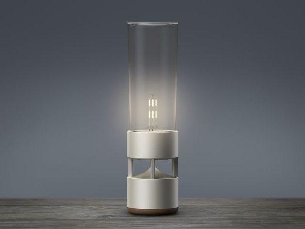 Звуковая лампа Sony Glass Sound Speaker