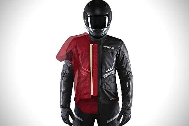 Подушка безопасности для мотоциклистов Tech Air