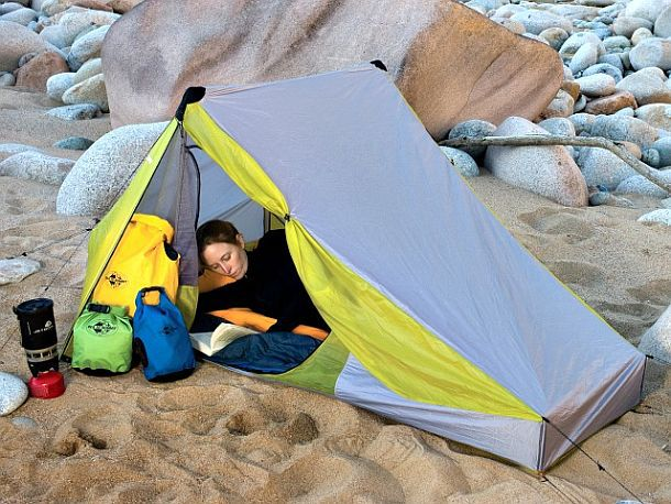 Ультракомпактная палатка Specialist Solo