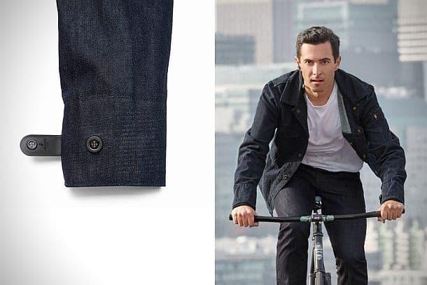 Умная куртка Google Project Jacquard