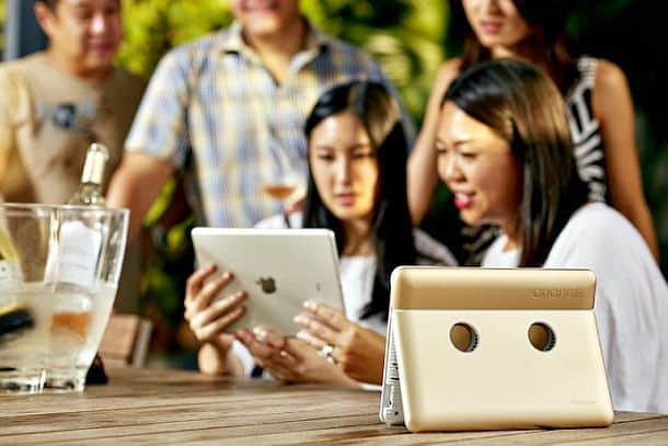 Чехол для яблочных планшетов Onanoff