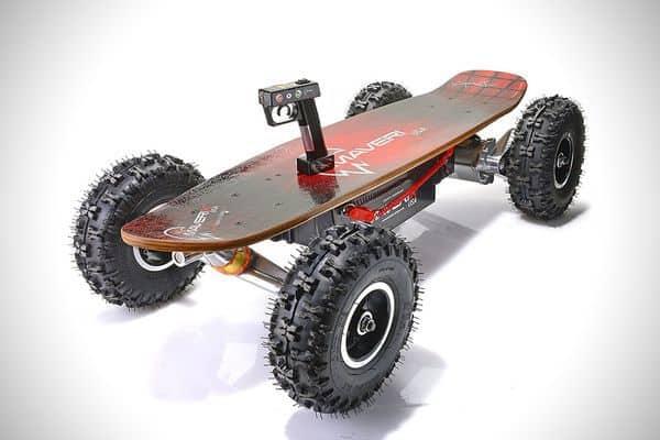 Внедорожный электрический скейтборд BorderX