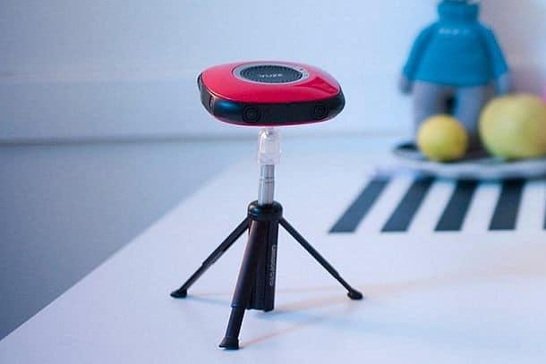 3D камера виртуальной реальности Vuze