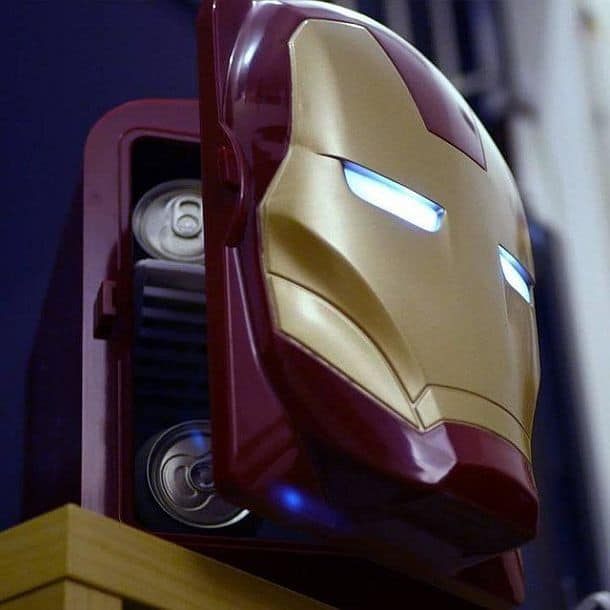 Мини-холодильник «Железный Человек»