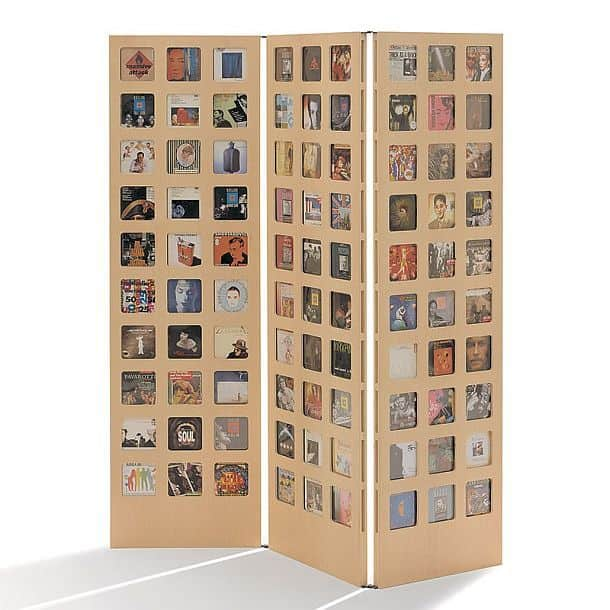 Ширма-органайзер для компакт-дисков от Villa Home