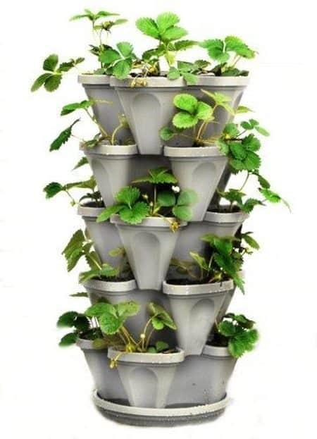 Набор горшков для создания вертикального сада