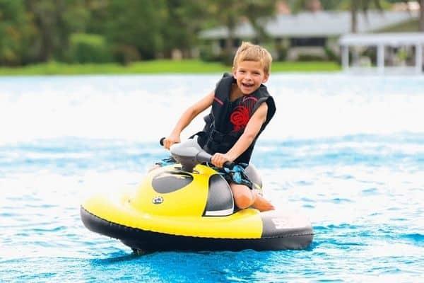 Надувной гидроцикл Sea-Doo для детей