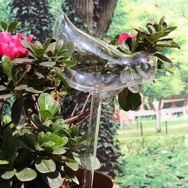 Приспособление для автополива комнатных растений «Птичка»