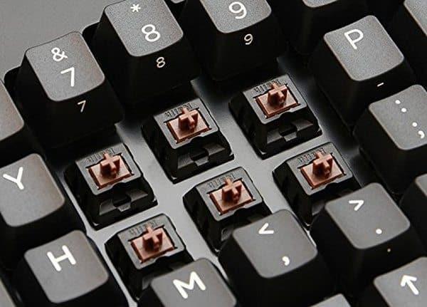 По-настоящему эргономичная клавиатура TEK 227
