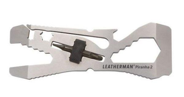 Инструмент-пиранья Leatherman Piranha 2