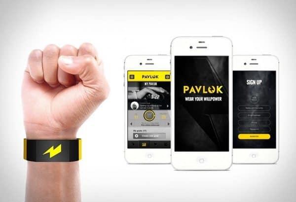 Наручный будильник-электрошокер Pavlok