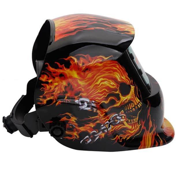 Защитный сварочный шлем–хамелеон Centurion
