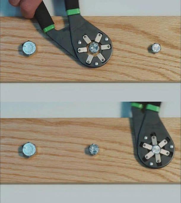 Многофункциональный разводной ключ Bionic