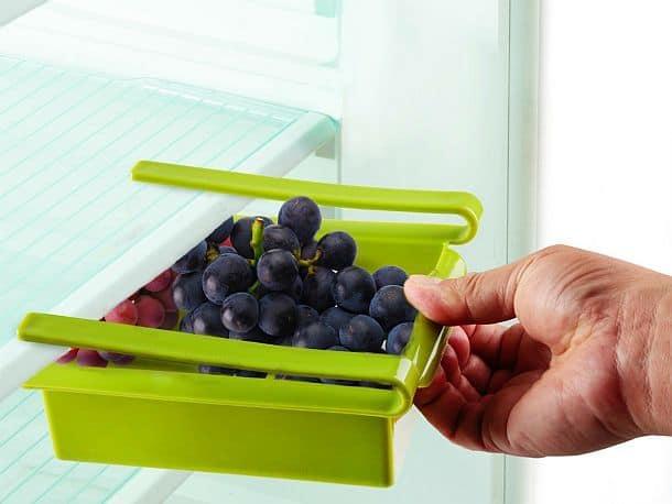 Навесная полочка для холодильника SwirlColor