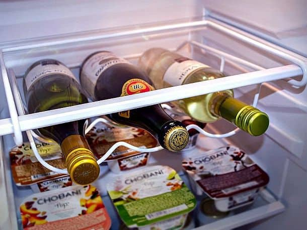 Подвесная винная полочка Sorbus для холодильника