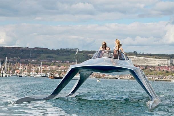Яхта Gilder Super Sports 18